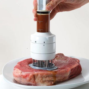 Joyful Living™ Magic Meat Tenderizer & Sauces Injector
