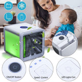 ARCTIC AIR PORTABLE AIR COOLER (+FREE SHIPPING)