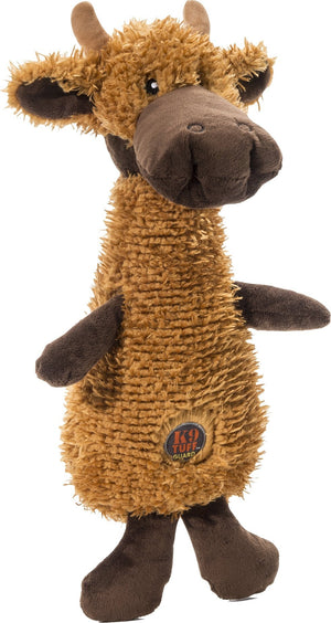 Scruffles Moose Dog Toy - iPupnStuff.com