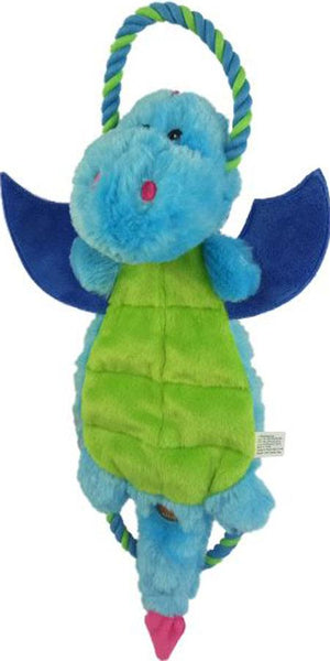Magic Mats Dragon Dog Toy - iPupnStuff.com