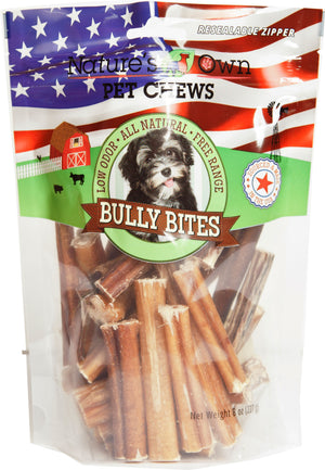 Nature's Own Usa Bully Bites Dog Chew