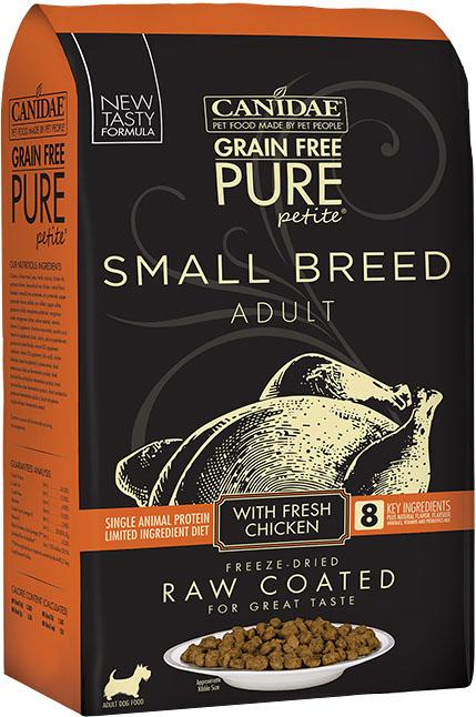 Canidae Pure Petite Small Breed Adult Dog Food