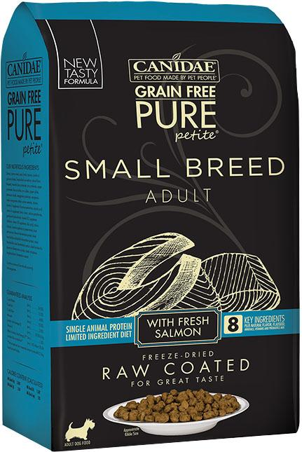 Canidae Pure Petite Small Breed Adult Dog Food - iPupnStuff.com