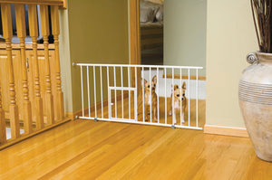 Mini Pet Gate With Door