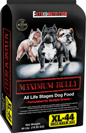 Maximum Bully Dry Dog Food