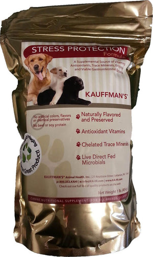 Canine Stress Protection - iPupnStuff.com