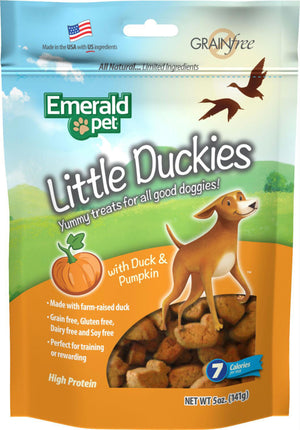Smart N Tasty Little Duckies Dog Treat 5 Oz - iPupnStuff.com