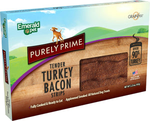 Purely Prime Bacon Strips