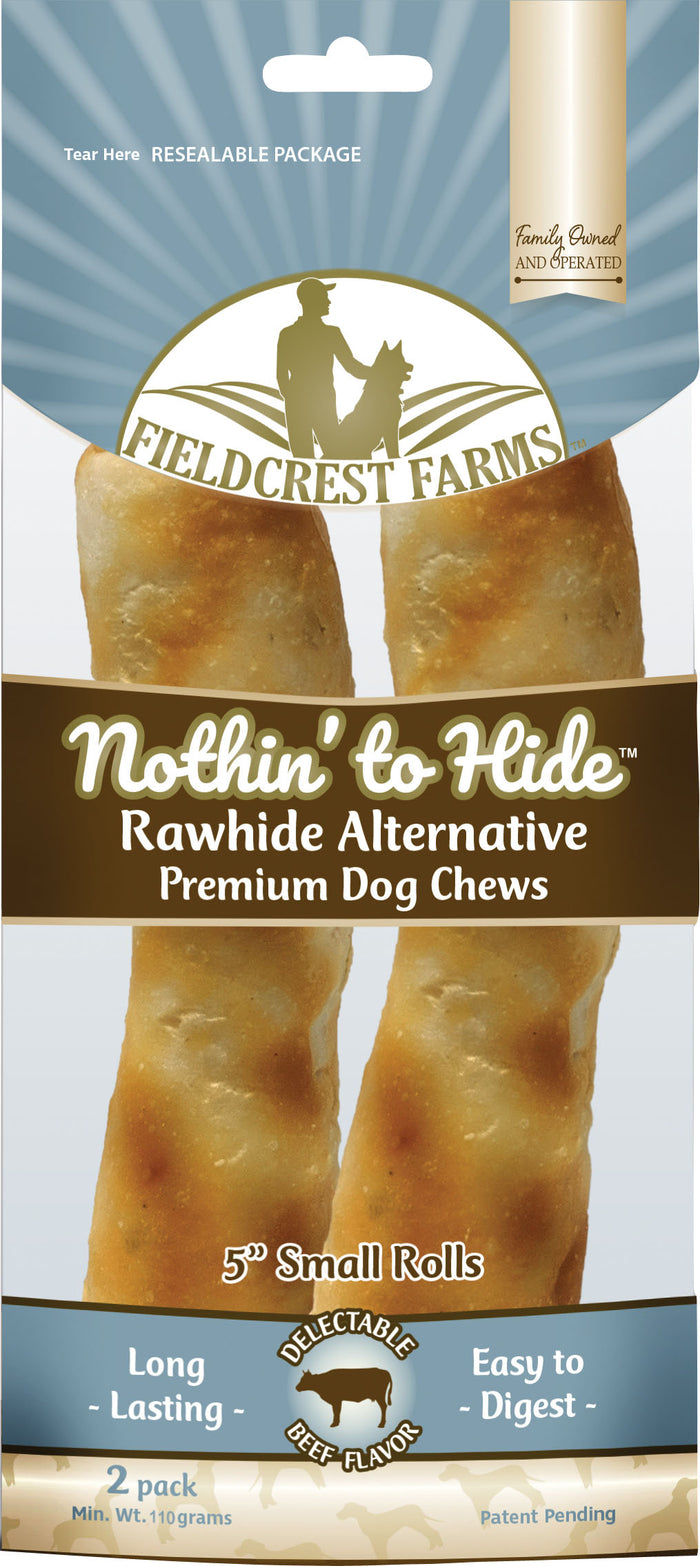 Nothin' To Hide Rawhide Alternative Small Roll