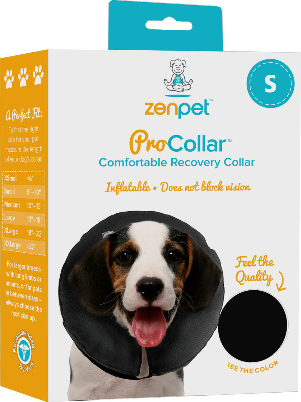 Procollar Inflatable Recovery Collar