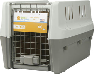 "Elite Pet Kennel Carrier 23""Lx23""Hx15""W - iPupnStuff.com"