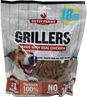 Betsy Farms Grillers - iPupnStuff.com