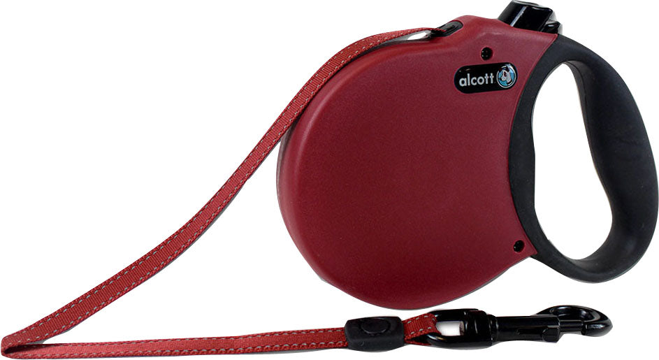 Alcott Retractable Leash Up To 65 Pounds