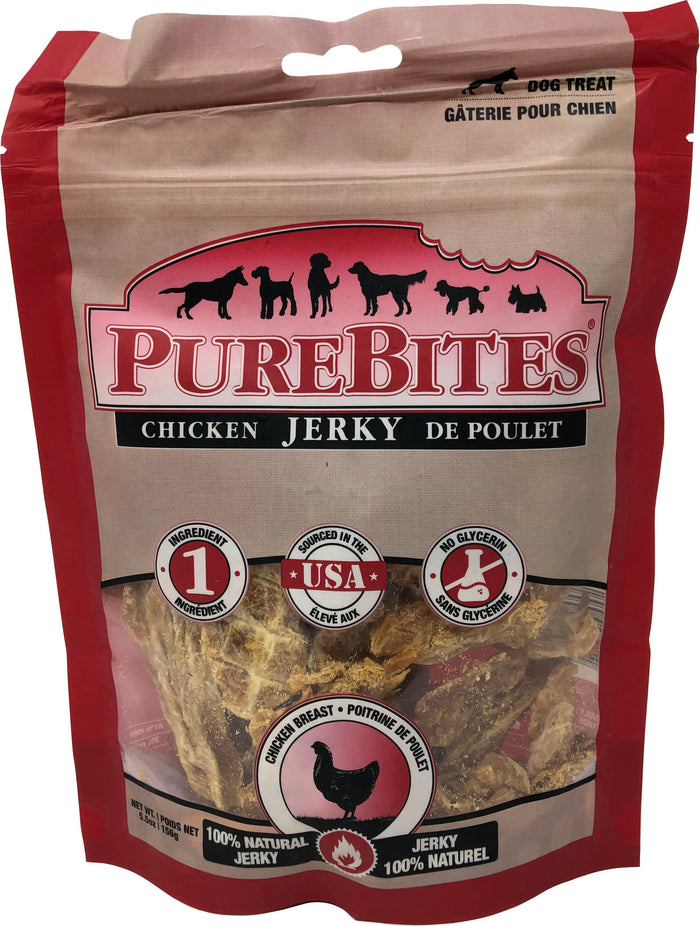 Purebites Jerky Dog Treat