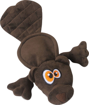 Hear Doggy Flattie Beaver Ultrasonic Dog Toy - iPupnStuff.com