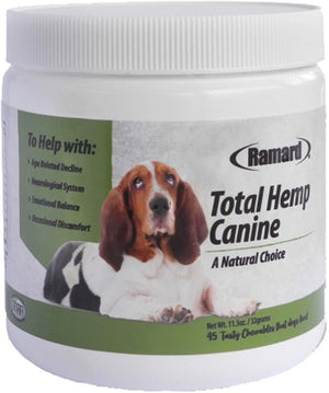 Total Hemp Canine Soft Chews