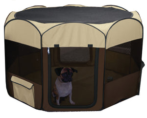 Deluxe Pop Up Playpen