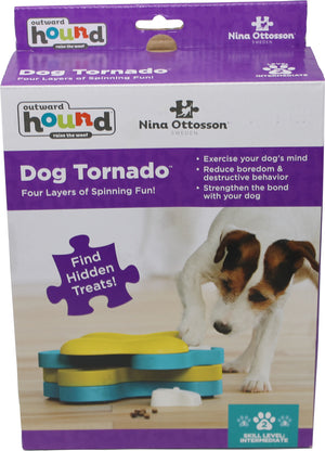 Dog Tornado Puzzle Stimulate Mind & Senses Level 2