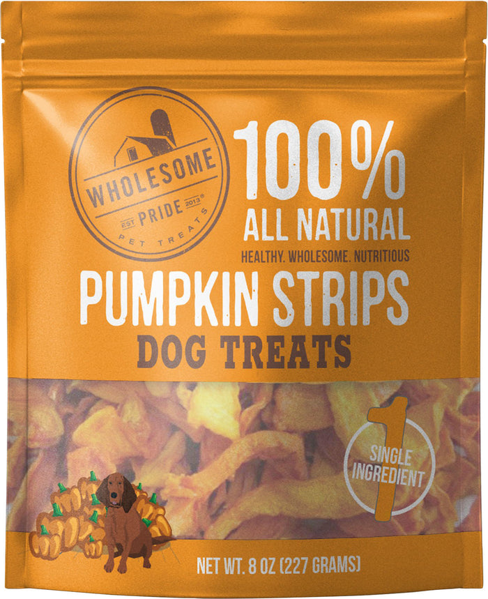 Pumpkin Treat Strips