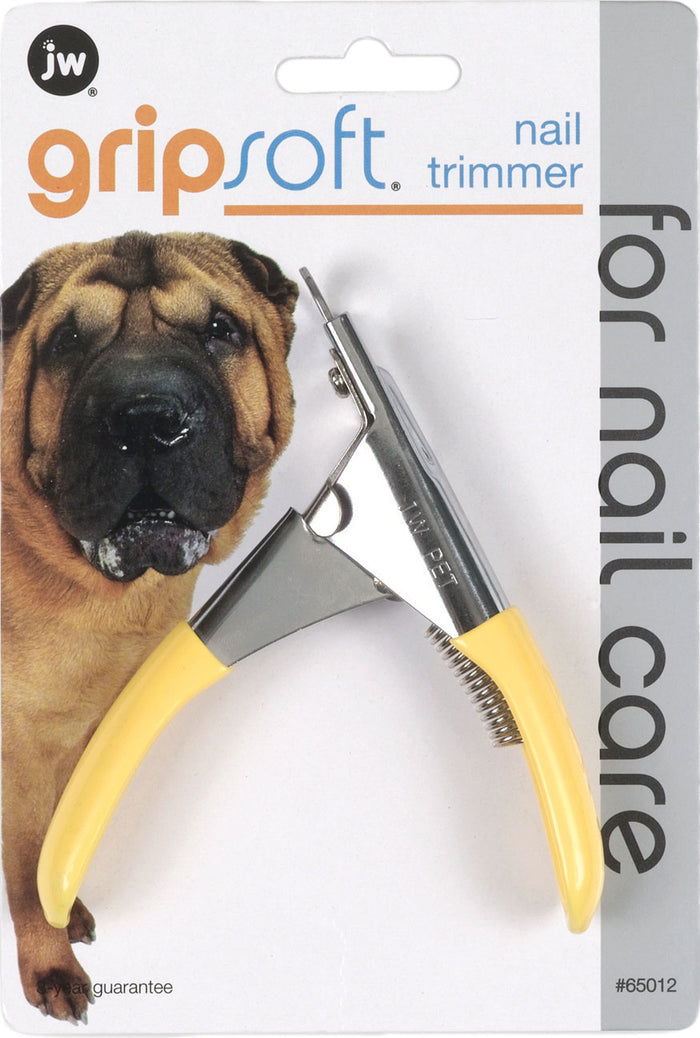 Jw Gripsoft Nail Trimmer
