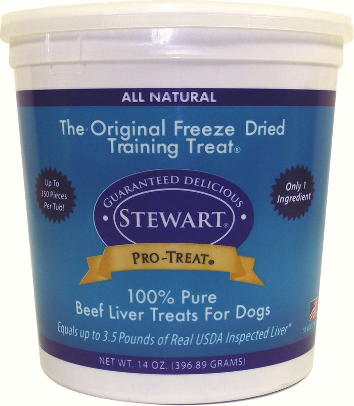 Freeze Dried Beef Liver Treats