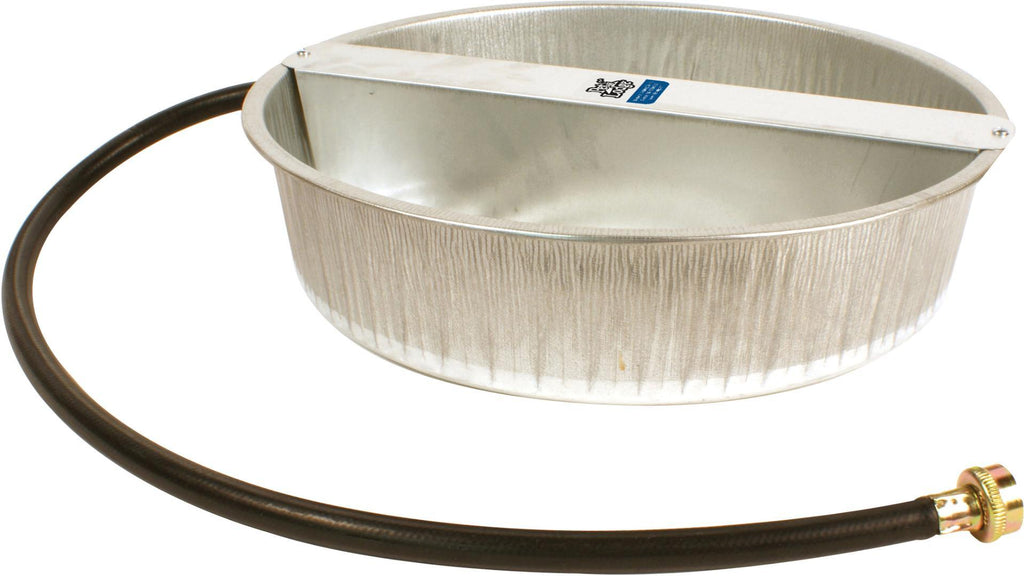 Ever Full Galvanized Pet Waterer 13 Quart - iPupnStuff.com