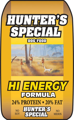Hunters Special Hi Energy Dog Food - iPupnStuff.com
