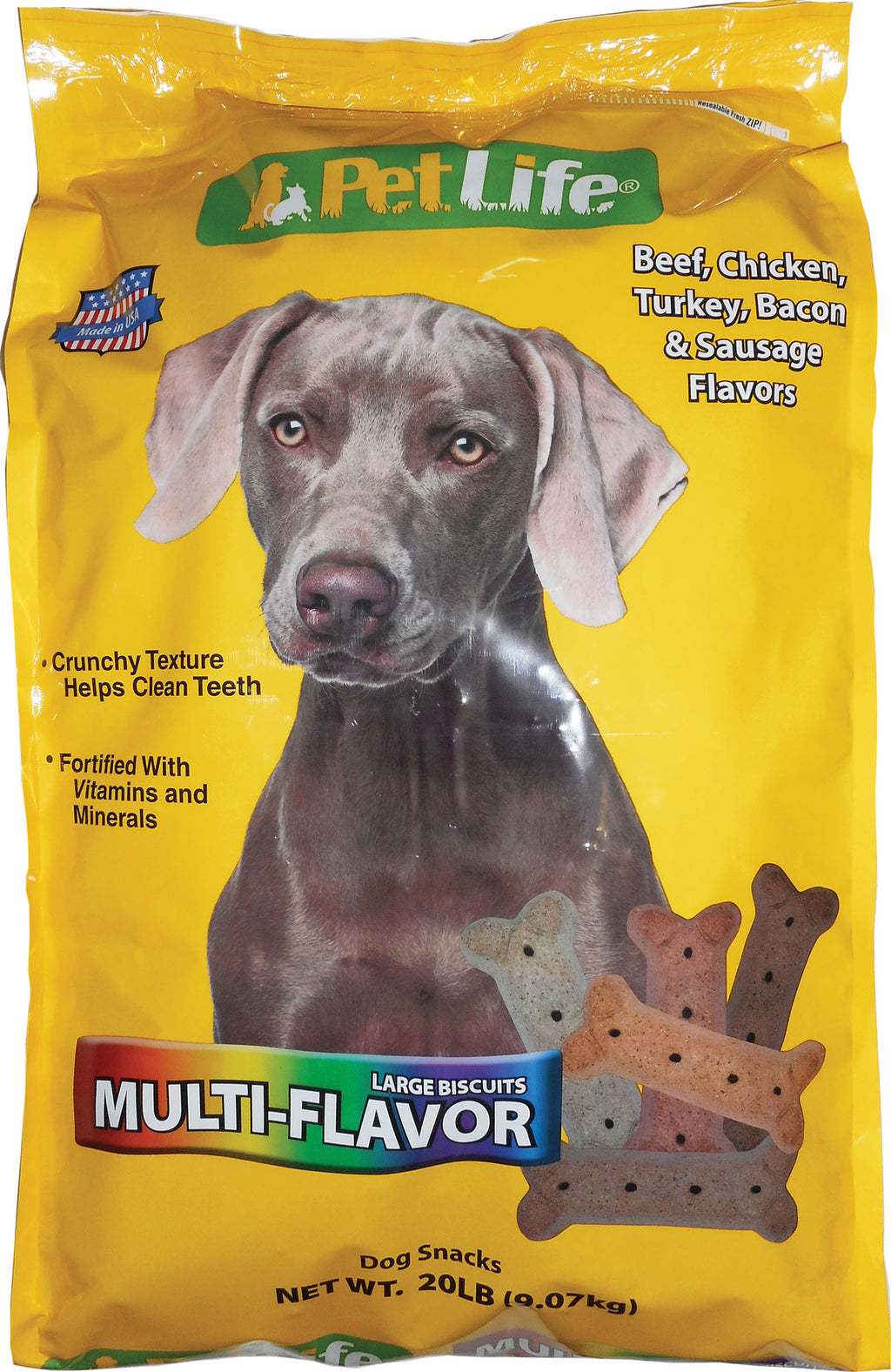 Pet Life Dog Biscuits