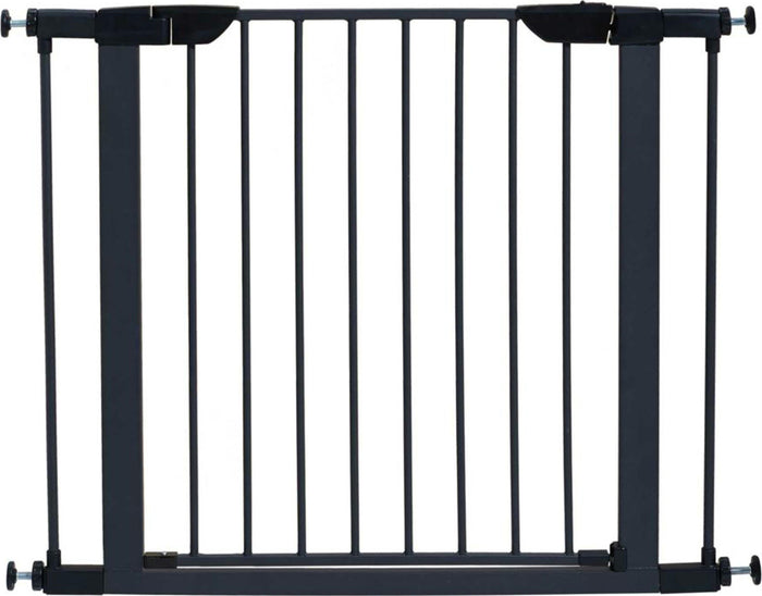 Steel Glow Stripe Pet Gate
