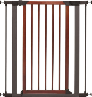 Steel-wood Pet Gate
