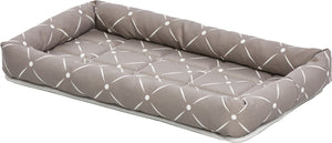 "Quiet Time Couture Ashton Bolster Bed 27"" x 42"""