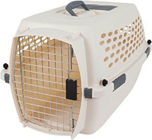 "Vari Kennel Pet Carrier 24""L x 16.7D x 14.5""H 10-20LBS - iPupnStuff.com"