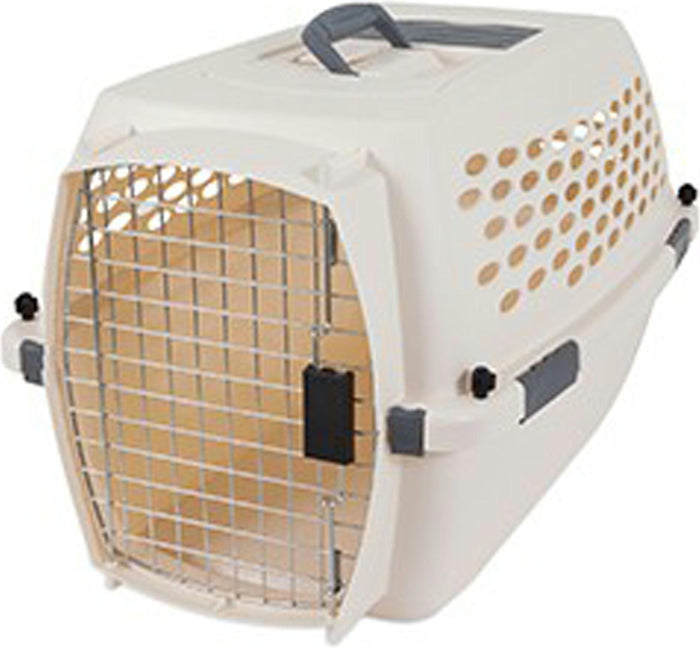 "Vari Crate Pet Carrier 24""L x 16.7D x 14.5""H 10-20LBS"