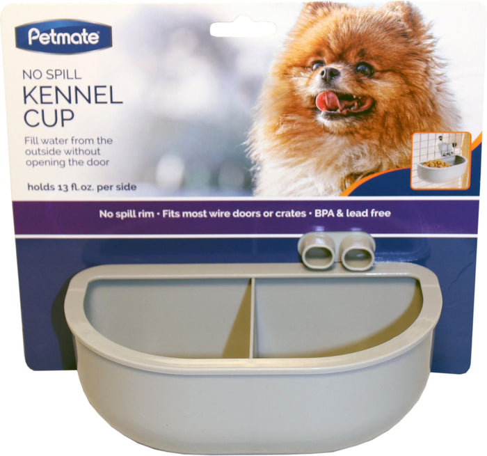 Kennel Bowl Double Diner