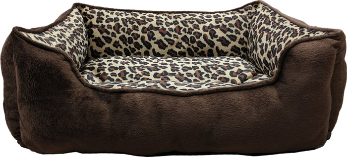 Sleep Zone Cheetah Step In Bed