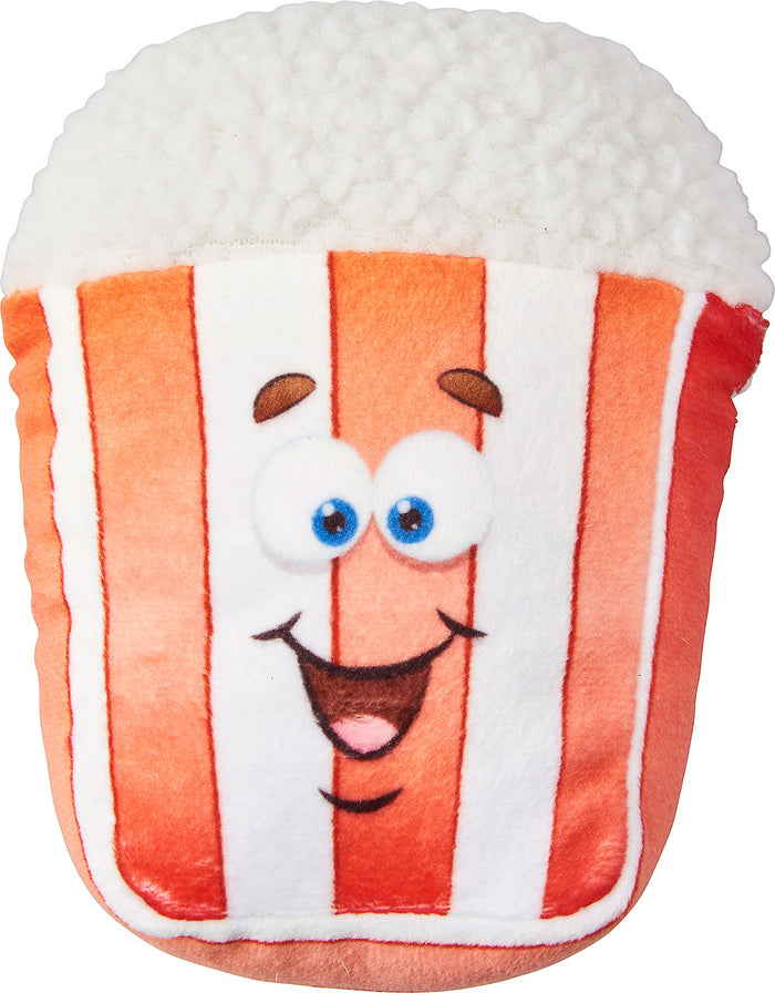 Fun Food Popcorn Plush Toy