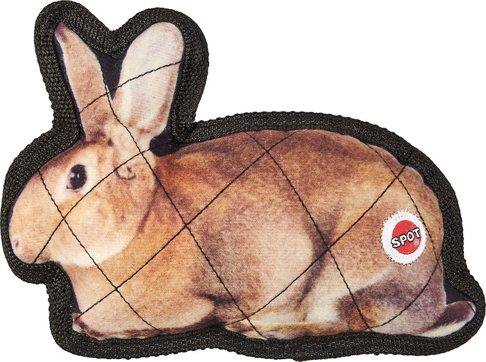 Nature's Friends Rabbit Dog Toy