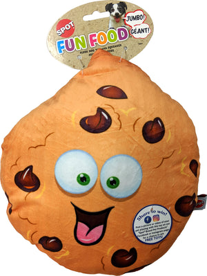 Fun Food Jumbo Cookie Plush Toy