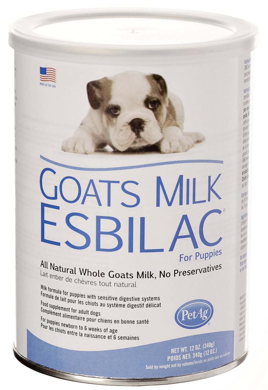Goats Milk Esbilac Powder
