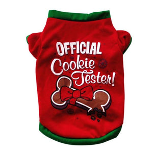 Pet Dog Clothes Christmas Costume