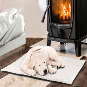 Self Heating Dog Bed