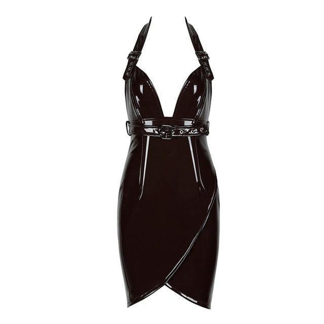 Latex Queen Dress - TGCboutique