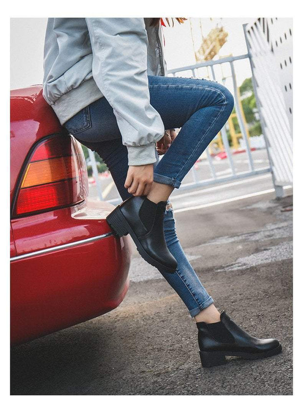Tamara Bootie - Black - TGC Boutique