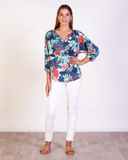 Tropical Sorrento Top