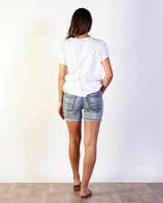 Tori Denim Short