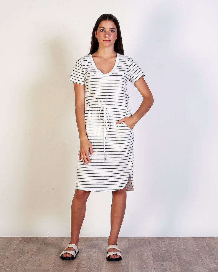 Tess Midi Tie Dress