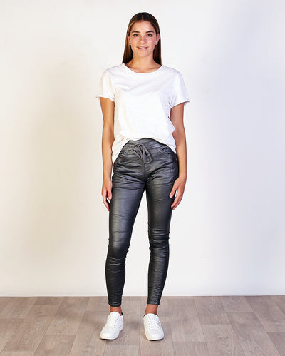 Silverbell Coated Jean