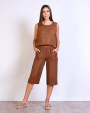 Sally Crop Culotte