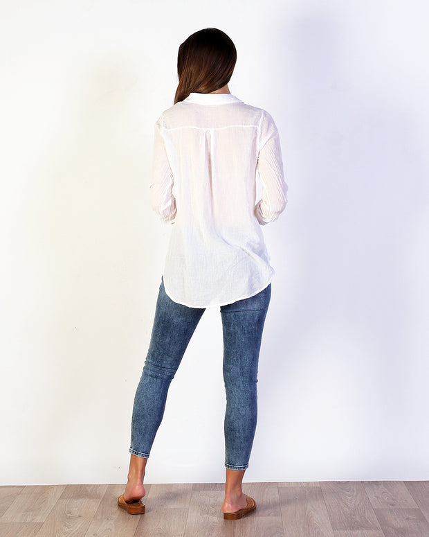 Ravello Cotton Shirt