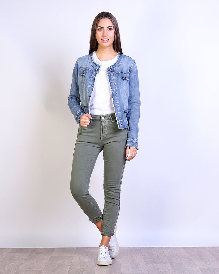 Pia Denim Jacket